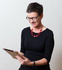 Mel Roome, principal editor