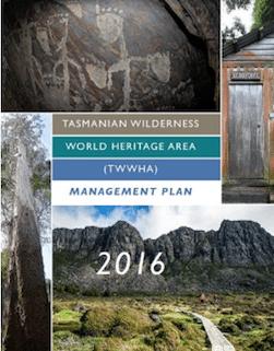 Tasmanian Wilderness World Heritage Area Management Plan