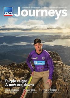 RACT Journeys Magazine Dec 16/Jan 17