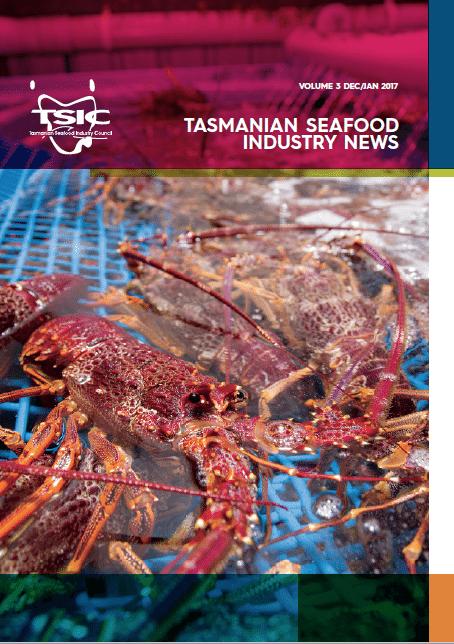 Tasmanian Seafood Industry News