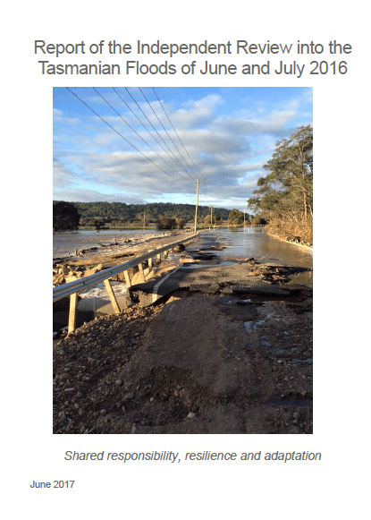 Independent Flood Review