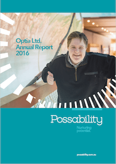 Possability Annual Report 2016