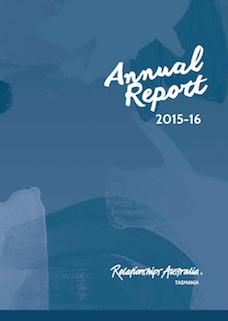Relationships Australia Ann Report 2015-16