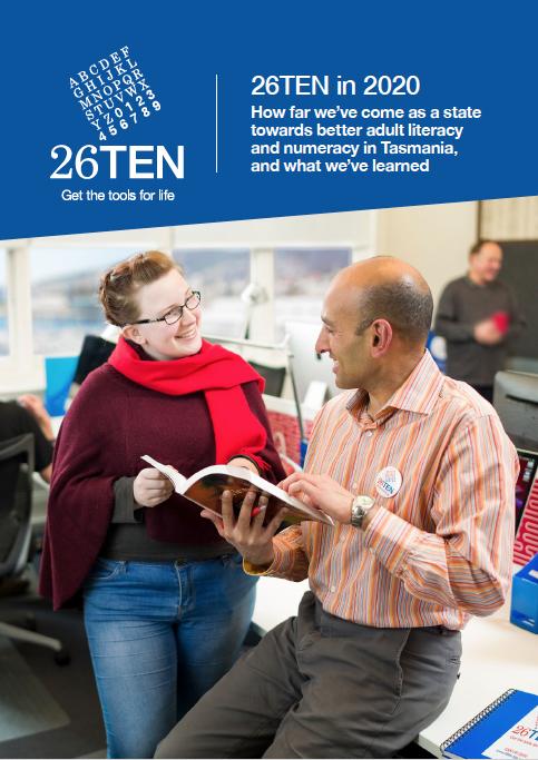 Cover image, 26TEN in 2020