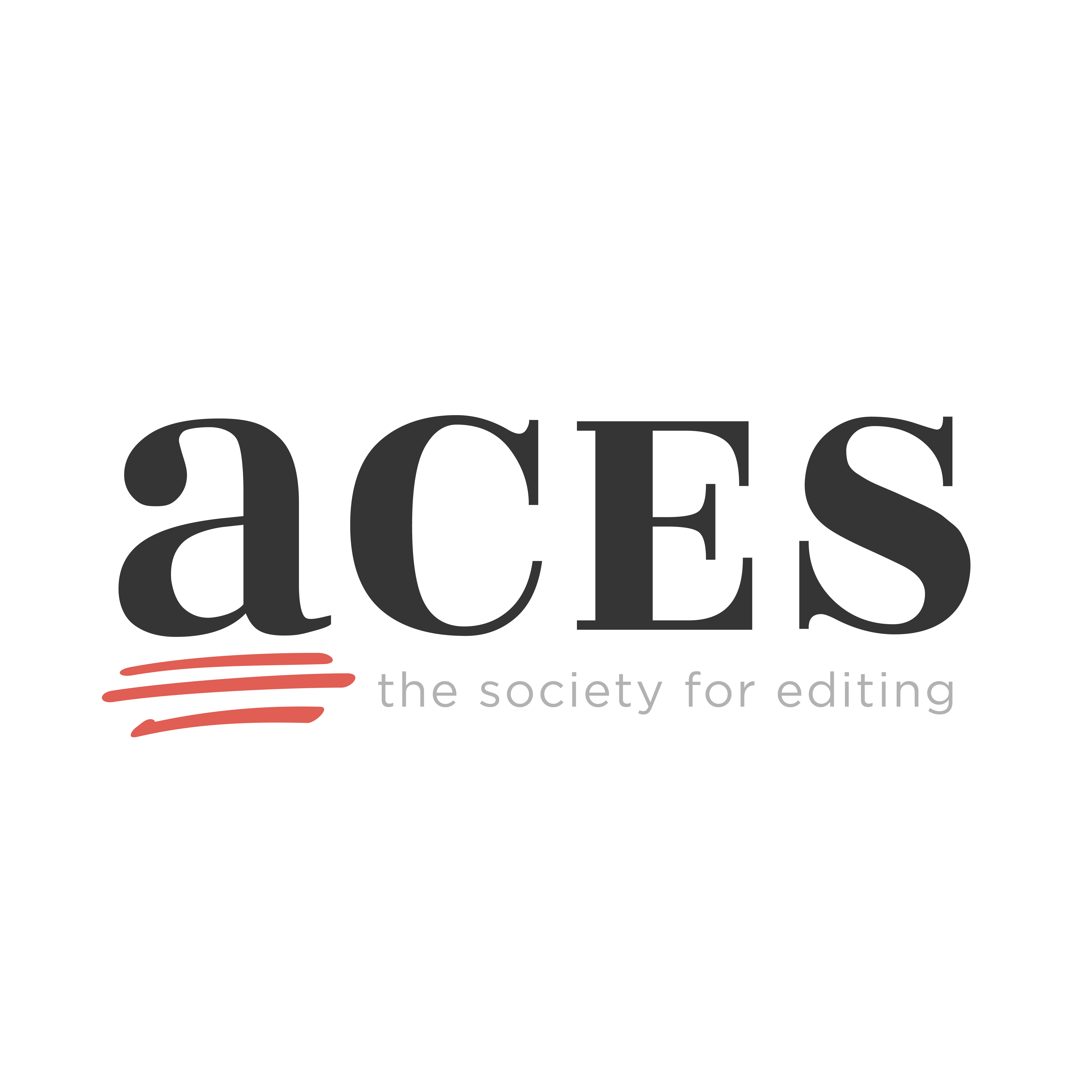 Logo of ACES (American Society for Editing)